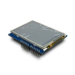 2.4 TFT LCD Touch shield (Arduino Compatible)