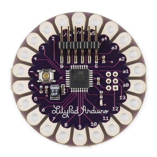 LilyPad Arduino 328 Main Board