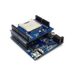 ITEAD Stackable SD Card shield  (Arduino Compatible)