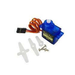 Mini Servo Tower Pro Airplane 9g SG-90