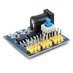 12V to 3.3V/5V/12V, DC-DC Voltage Converter Multi-output