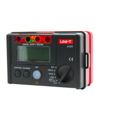 UNI-T UT522 Digital Earth Ground Resistance Tester