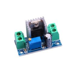 LM317 DC-DC Adjustable Converter Module
