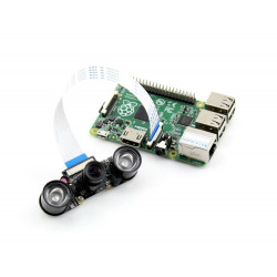 5MP Night Vision Camera for Raspberry Pi