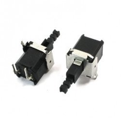 AC 250V 80A 2 Bend button terminals - push switch KDC - A22