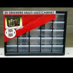 25 Drawers Multi-Uses Cabinet