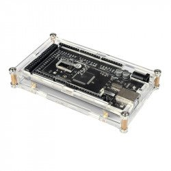 Clear Acrylic Enclosure For Arduino MEGA2560 R3
