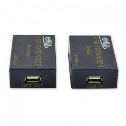 USB Extender Single Ethernet Cable 60 Meters