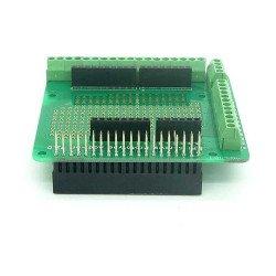 Raspberry Pi 20pin Connector Screw Prototype Board