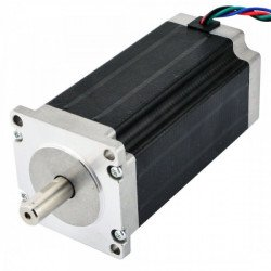 NEMA 34 Stepper Motor 11.5N.m 1.8° 115mm (85BYGH450C-012B )(Double shaft)