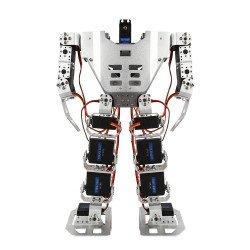 17DOF Biped Robotics Humanoid Robot Frame Kits