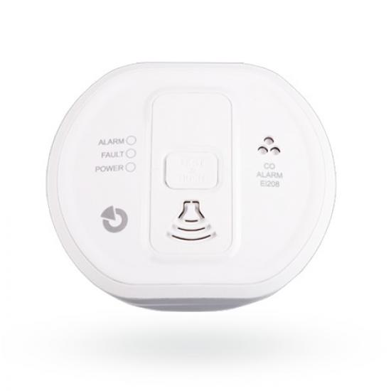 SS-168 Smart Wireless Smoke Detector Alarm (1 x 6F22)