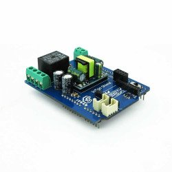 On-Board AC-DC Power Supply Module With Xbee Nrf24l01 Interface For Arduino