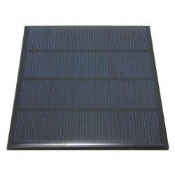Solar Panel 12V 1.5W 115x85mm