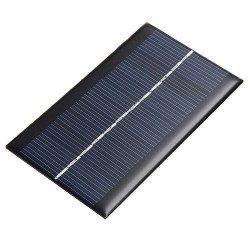 Solar Panel 6V 1.1W 200mA 112x84mm