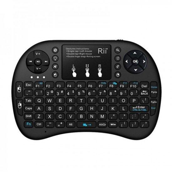 Mini 2.4G Multi-functional Wireless Keyboard