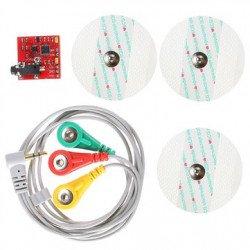EMG Muscle Signal Sensor Kit