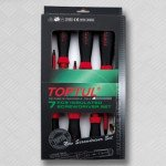 Screwdriver Set Toptul (GAAE0704)