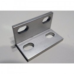 Double UniversalL Bracket for CNC/Imprimante 3D Assembly