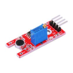4pin Mini Voice Sound Detection Sensor KY038