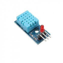DHT11 Temperature And Relative Humidity Sensor Module