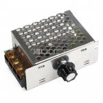 AC 220V 4000W SCR Voltage Regulator Dimmer Motor Speed