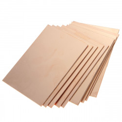 PCB Circuit Board Single Sided Copper Clad Plate Laminate 10X15CM