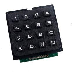 4 X 4 Matrix Keypad