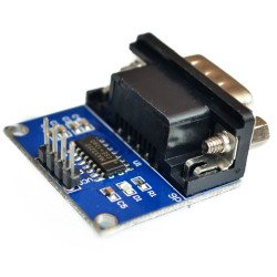 MAX3232 RS232 to TTL Converter Module DB9 Connector MAX232