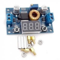 5A 75W DC-DC Adjustable Step-down Module