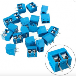 5.0mm Screw Terminal Block 2pin