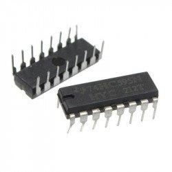 SN74HC595N 74HC595N DIP-16 8 Bit Shift Register IC