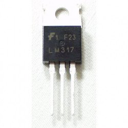 LM317T LM317 Voltage Regulator IC 1.2V to 37V 1.5A