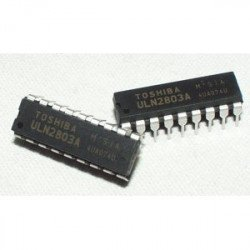 ULN2803 Darlington Driver 8-Channel  DIP