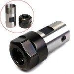 ER16 Collet Chuck Holder Motor Shaft Extension Rod Inner Hole 8mm