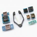 8 Programmer Adapters Sockets Kit with IC Extractor