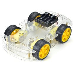 WD Smart Robot Car Chassis Kits with Speed Encoder