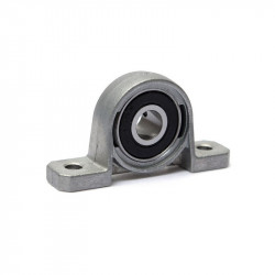 8MM Bore Diameter Pillow Block Mounted Ball Bearing KP08