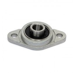 8mm Zinc Alloy Pillow Block Flange Bearing KFL08