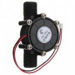 5V 10W DC Micro Hydro Generator Tap Water Flow Hydraulic DIY