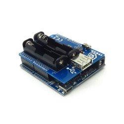 Starter Portable Battery Power Supply Shield Kit