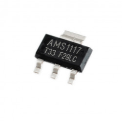 AMS1117-3.3V SOT223 Voltage Regulator