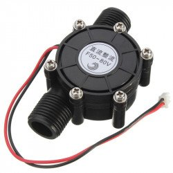 80V 10W DC Micro Hydro Generator Tap Water Flow Hydraulic DIY