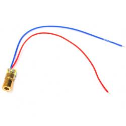 650nm 5mW 5V Laser Dot Diode Module Head