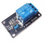 1 Channel Opto-isolated Relay Module