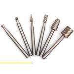 1/8 Tungsten Carbide Cutter Rotary burr 6pcs