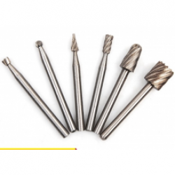 1/8 Tungsten Carbide Cutter Rotary burr 6pcs