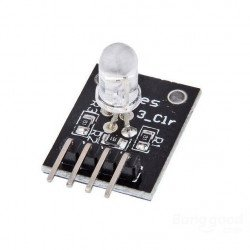 3 Color RGB LED Sensor Module