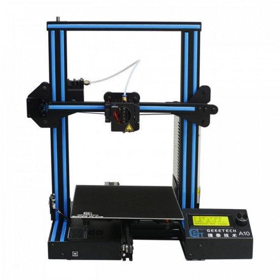 Geeetech A10 open source big building volume 3 d printer