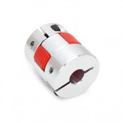 BCJ20 flexible jaw couplings 6.35X8